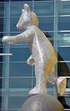 Reuzeteddybeer Stock Afbeelding