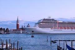 Revêtement d'océan à Venise images stock