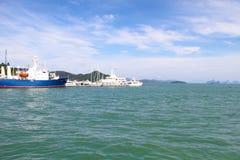 Revêtement d'océan image libre de droits