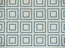 Revêtement de mosaïques Image libre de droits