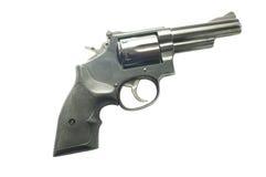 revólver de 357 magnum Imagens de Stock