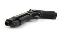 revólver de 9mm Fotografia de Stock