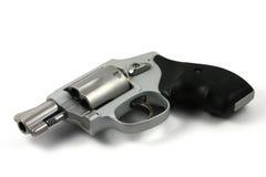 Revólver de la arma de mano de la Rechazar-Nariz Imágenes de archivo libres de regalías