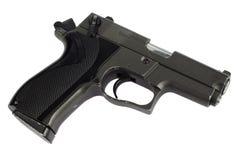 revólver de 9mm Imagens de Stock