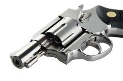 Revólver del arma del BB Imagen de archivo libre de regalías
