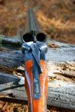 Revólver para o close-up da caça Foto de Stock Royalty Free