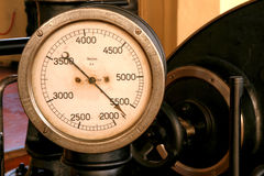 Rev counter Royalty Free Stock Photos