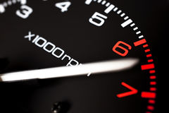 Free Rev Counter Tachometer Stock Photography - 11234612