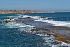 Rev på port Noarlunga, Australien Fotografering för Bildbyråer