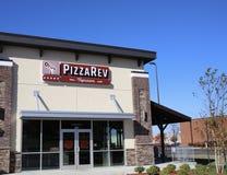 Rev Taproom, Bartlett, TN de pizza Photo stock