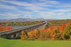 Reva Van Winkle Bridge arkivbild