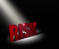 Revealing Risk Royalty Free Stock Photo