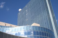 Revel Atlantic City building Stock Images