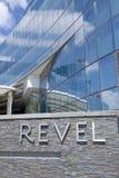 Revel Casino in Atlantic City Stockfotos