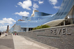 Revel Casino em Atlantic City Imagem de Stock Royalty Free