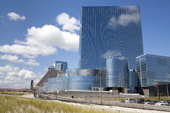 Revel Casino i Atlantic City Royaltyfria Foton