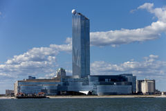 The Revel Casinos in Atlantic City, New Jersey Stock Images