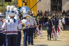 Revelando São Paulo - Sao Paulo's state Traditional Culture Festival. 'Revelando São Paulo' - Sao Paulo's state Traditional Culture Festival - Parque do royalty free stock photo