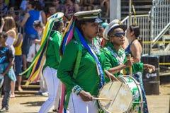 Revelando São Paulo - Sao Paulo's state Traditional Culture Festival. 'Revelando São Paulo' - Sao Paulo's state Traditional Culture Festival - Parque do royalty free stock images