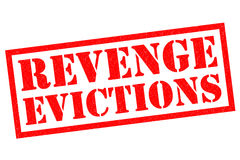 REVENGE EVICTIONS Stock Photography
