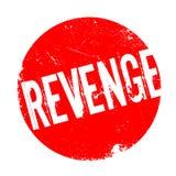 Revenge rubber stamp Stock Images