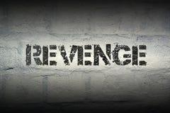 Revenge word gr Royalty Free Stock Photography
