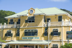 Revenue office bequia st. vincent Stock Photography