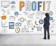 Revenue Profit Sales Finance Concept Royalty Free Stock Image