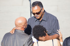 Reverend Jesse Jackson Senior, Royalty Free Stock Image