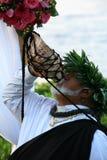 Reverendo Laki Kaahumanu Imágenes de archivo libres de regalías