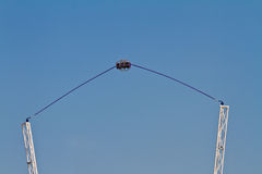Reverse Bungee Stock Photography