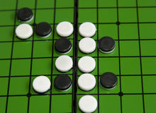 Reversi Set Royalty Free Stock Photography