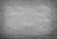 Revestimento com aviões dos rebites Imagem de Stock
