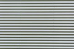 Revestimento de alumínio moderno da parede Imagem de Stock Royalty Free