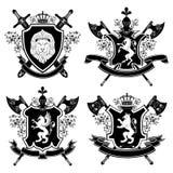 Revestimento de braços Fotos de Stock Royalty Free