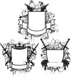 Revestimento de braços ilustração do vetor