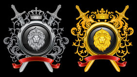 Revestimento de braços Imagens de Stock Royalty Free