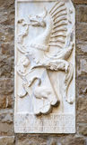 Revestimento de braços medieval Fotografia de Stock