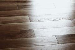Revestimento de madeira Fotografia de Stock Royalty Free