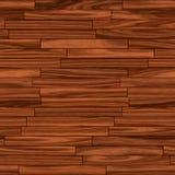 Revestimento de madeira sem emenda do parquet Fotografia de Stock Royalty Free