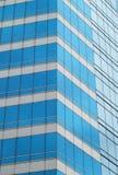 Revestimento do prédio de escritórios Fotos de Stock