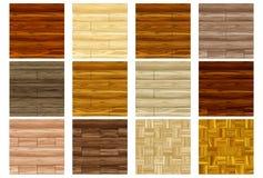 Revestimento para pavimento - grupo 1 (textura sem emenda) Imagem de Stock
