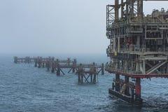 Revestimentos a pouca distância do mar imagens de stock royalty free
