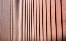 Revestimiento de cobre - vertical Fotos de archivo