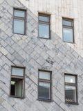 Revestimiento de mármol gris diagonalmente imagenes de archivo