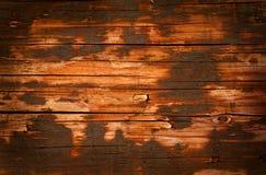 Revestimiento de madera de madera, fondo de madera del grunge Imagen de archivo