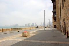 Revestimiento en Tel Aviv Foto de archivo