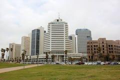 Revestimiento en Tel Aviv Fotos de archivo libres de regalías