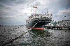 Revestimiento marinode JapaneseHikawa Maru Imagenes de archivo
