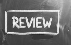 Review Concept Royalty Free Stock Image